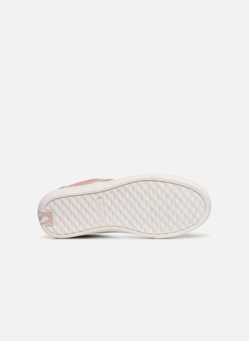 Sneakers Skechers Goldie Sparkle & Sweet Zilver boven