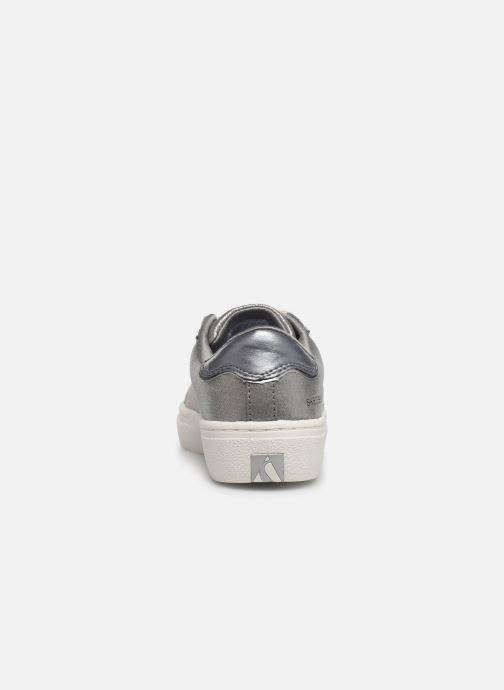 Trainers Skechers Goldie Sparkle & Sweet Silver view from the right