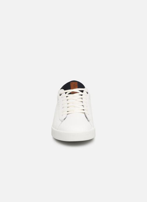 Baskets Redskins Amical Blanc vue portées chaussures