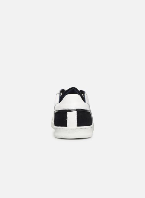 Trainers Redskins Bostani White view from the right