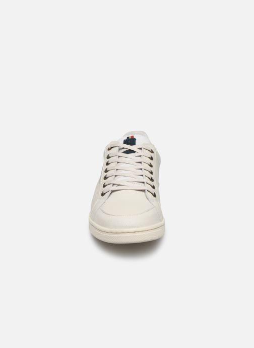 Baskets Redskins Flip Blanc vue portées chaussures