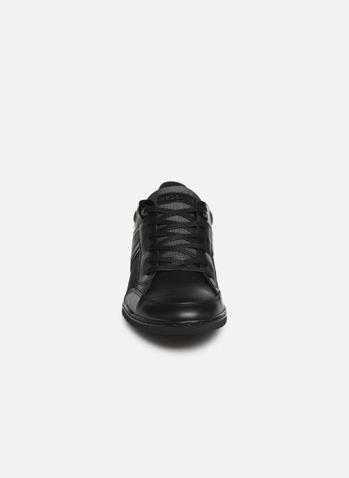 Baskets Redskins John Noir vue portées chaussures