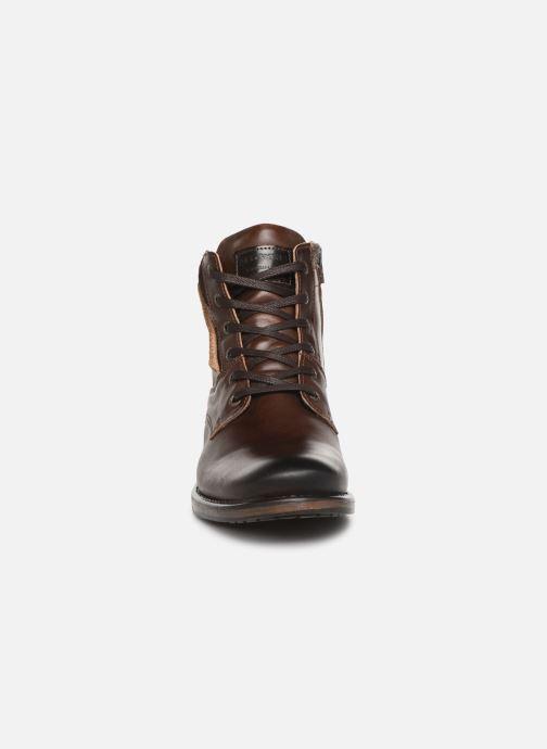 Bottines et boots Redskins Ylmaz Marron vue portées chaussures