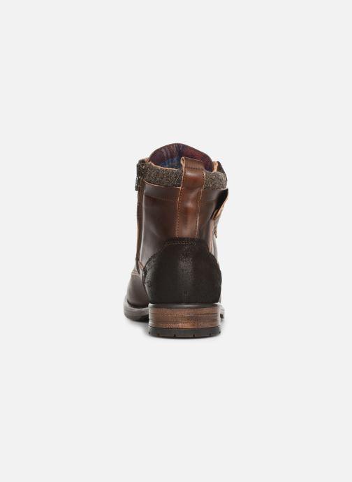 Bottines et boots Redskins Ylmaz Marron vue droite