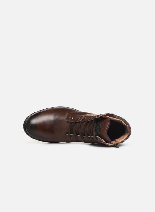 Boots en enkellaarsjes Redskins Ylmaz Bruin links