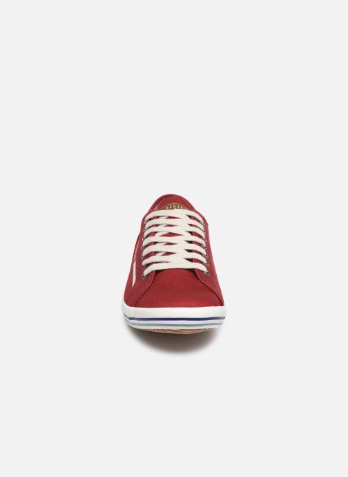 Baskets Redskins Vervil Rouge vue portées chaussures