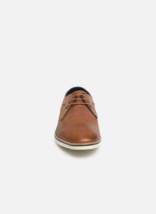 Chaussures à lacets Redskins Iselin Marron vue portées chaussures