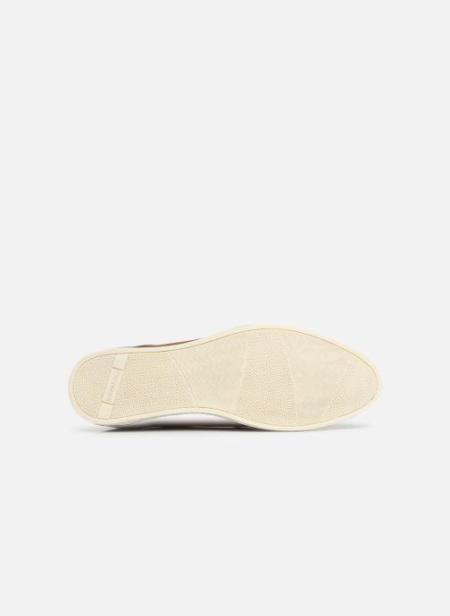 Chaussures à lacets Redskins Iselin Marron vue haut