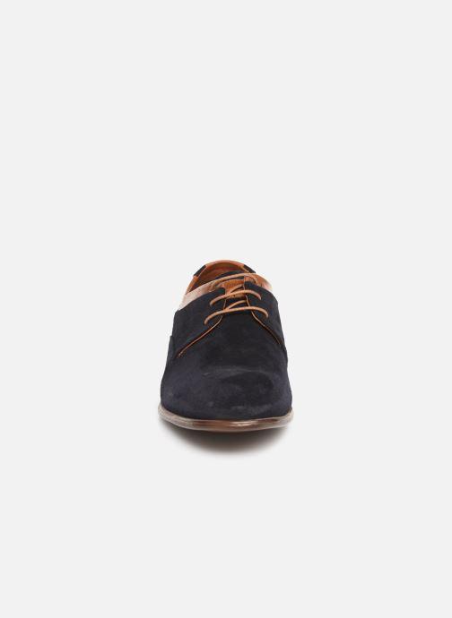 Chaussures à lacets Redskins Numero Bleu vue portées chaussures