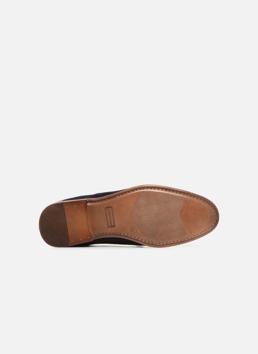 Chaussures à lacets Redskins Numero Bleu vue haut