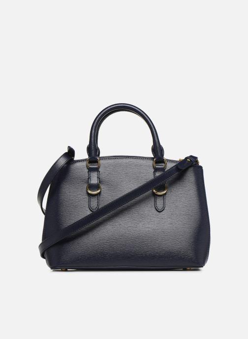 Handtaschen Lauren Ralph Lauren BENNINGTON SATCHEL blau ansicht von vorne