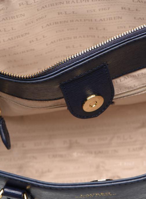 Handtaschen Lauren Ralph Lauren BENNINGTON SATCHEL blau ansicht von hinten