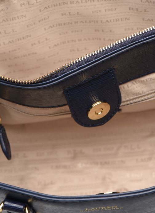 Borse Lauren Ralph Lauren BENNINGTON SATCHEL Azzurro immagine posteriore