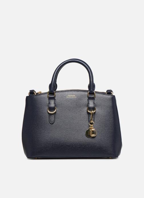 Handtaschen Lauren Ralph Lauren BENNINGTON SATCHEL blau detaillierte ansicht/modell