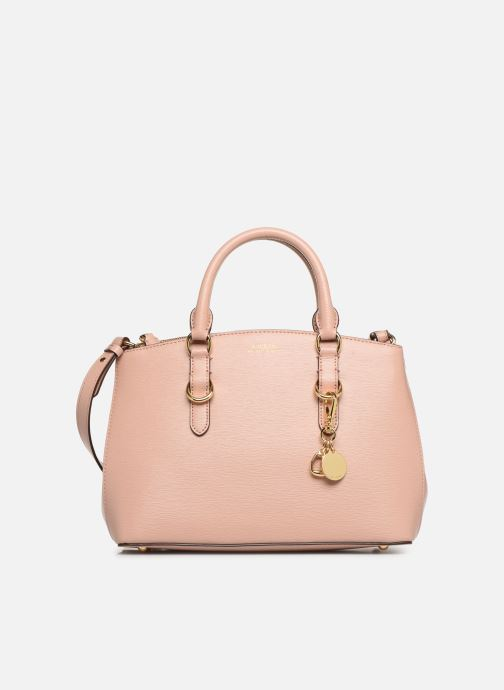 Handtaschen Lauren Ralph Lauren BENNINGTON SATCHEL rosa detaillierte ansicht/modell