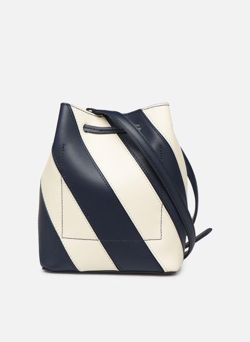 Handtaschen Lauren Ralph Lauren DRYDEN DRAWSTRING MINI blau ansicht von vorne