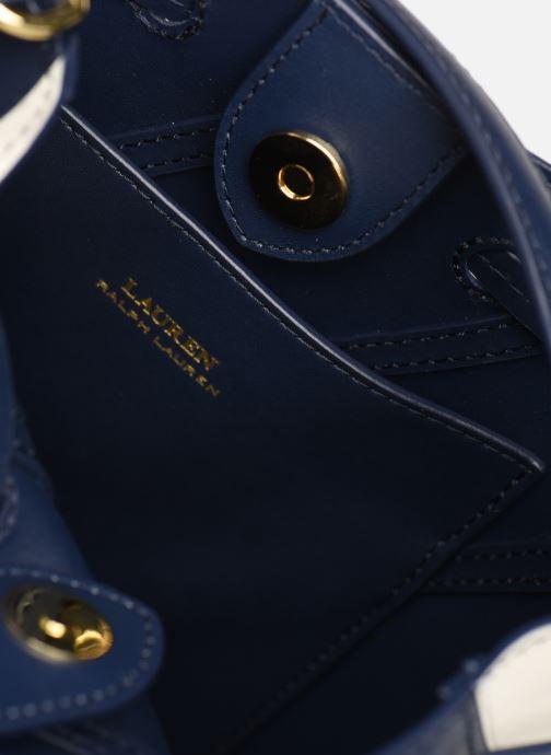 Handtaschen Lauren Ralph Lauren DRYDEN DRAWSTRING MINI blau ansicht von hinten