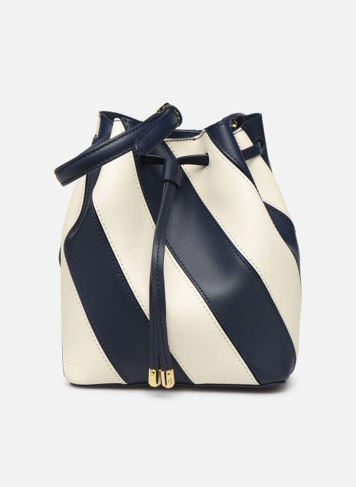 Sacs à main Lauren Ralph Lauren DRYDEN DRAWSTRING MINI Bleu vue détail/paire