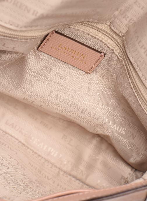 Sacs à main Lauren Ralph Lauren BENNINGTON CROSSBODY Rose vue derrière
