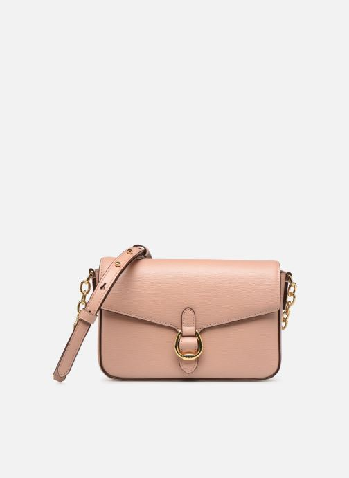 Bolsos de mano Lauren Ralph Lauren BENNINGTON CROSSBODY Rosa vista de detalle / par