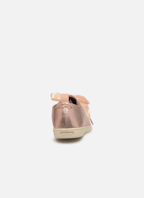 Chaussures à lacets Armistice Stone One Placebo Rose vue droite