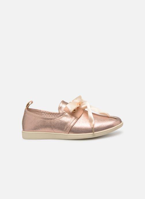 Chaussures à lacets Armistice Stone One Placebo Rose vue derrière