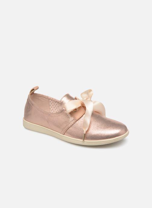 Chaussures à lacets Armistice Stone One Placebo Rose vue détail/paire