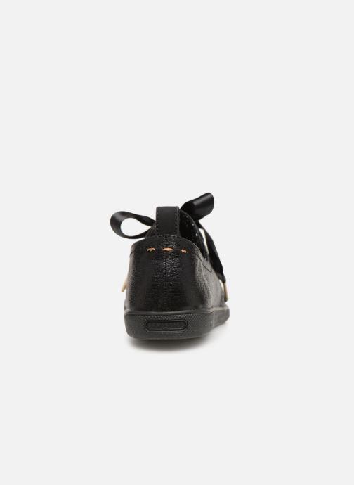 Chaussures à lacets Armistice Stone One Placebo Noir vue droite