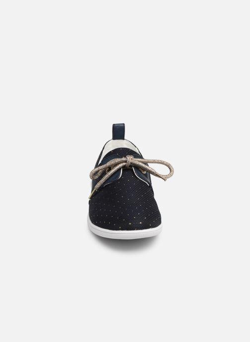 Baskets Armistice Stone One Lady W Bleu vue portées chaussures