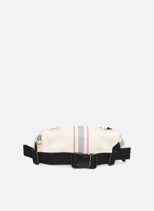 Petite Maroquinerie Polo Ralph Lauren FANNY PACK CROSSBODY SMALL Blanc vue face