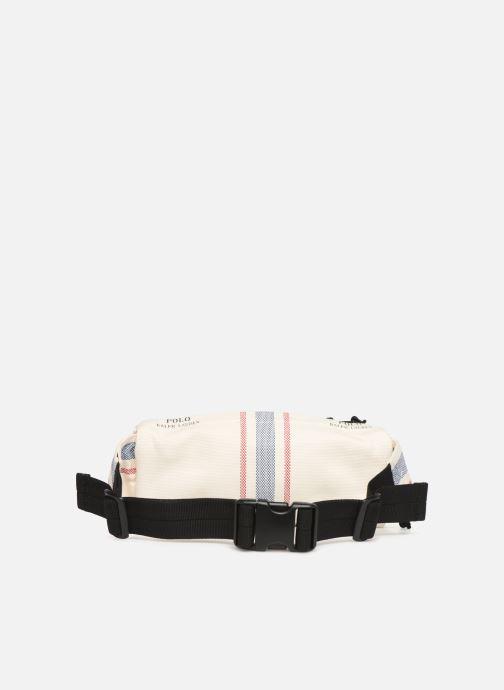 Portemonnaies & Clutches Polo Ralph Lauren FANNY PACK CROSSBODY SMALL weiß ansicht von vorne