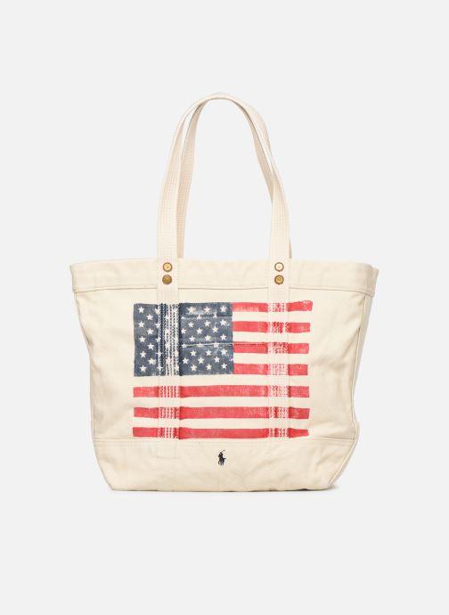 bffdbe335 Polo Ralph Lauren PP TOTE M (White) - Handbags chez Sarenza (357577)