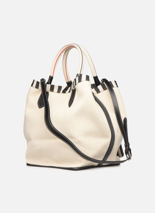 Handbags Polo Ralph Lauren LG REVERSIBLE TOTE L White view from the right