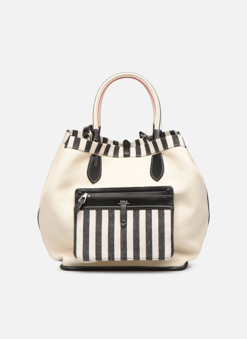 Handbags Polo Ralph Lauren LG REVERSIBLE TOTE L White detailed view/ Pair view