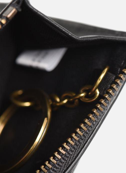 Portemonnaies & Clutches Polo Ralph Lauren ZIP CC CARD CASE S schwarz ansicht von hinten