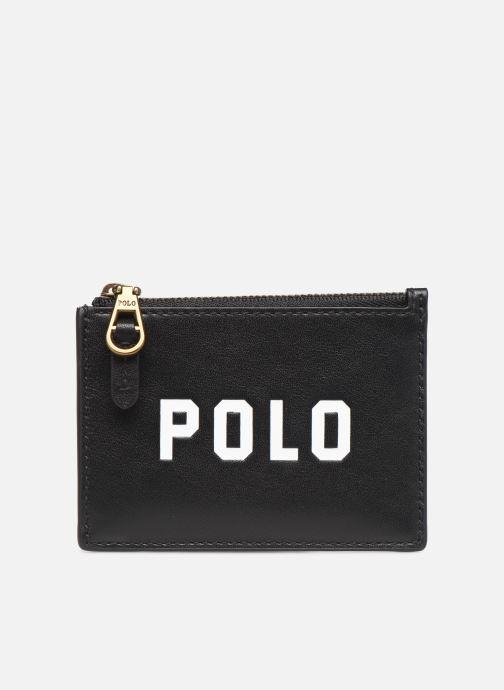 Pelletteria Polo Ralph Lauren ZIP CC CARD CASE S Nero vedi dettaglio/paio