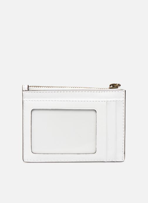 Petite Maroquinerie Polo Ralph Lauren ZIP CC CARD CASE S Blanc vue face