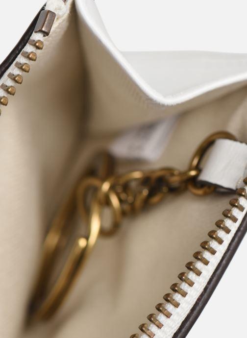 Petite Maroquinerie Polo Ralph Lauren ZIP CC CARD CASE S Blanc vue derrière