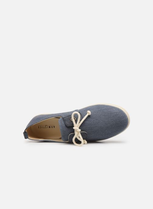 Sneakers Armistice Stone One Faded M Blå se fra venstre