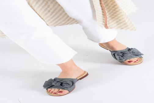 Mules & clogs Armistice Rio Sun Playa W Beige view from underneath / model view