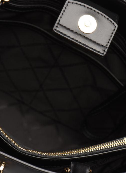 cd7784d80a4e6 Handtaschen Michael Michael Kors GRAMERCY LG SATCHEL schwarz ansicht von  hinten