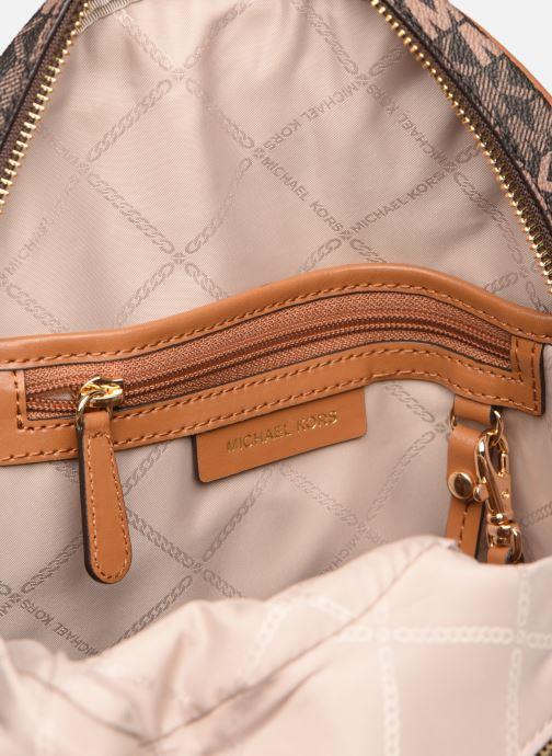Zaini Michael Michael Kors RHEA ZIP Marrone immagine posteriore