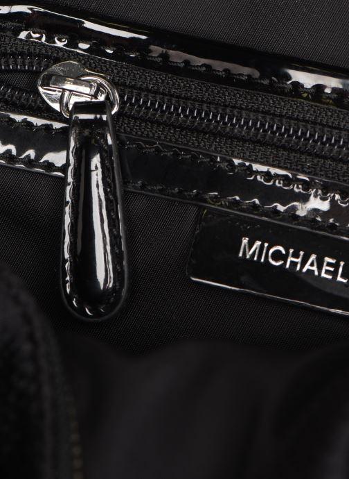 Rugzakken Michael Michael Kors RHEA ZIP MESH Zwart achterkant