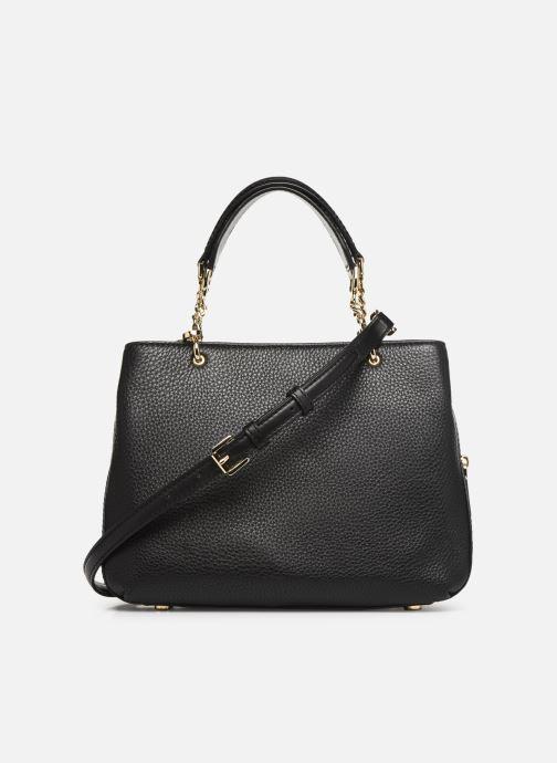 46a5445cd8384 Handtaschen Michael Michael Kors LILLIE MD SATCHEL schwarz ansicht von vorne