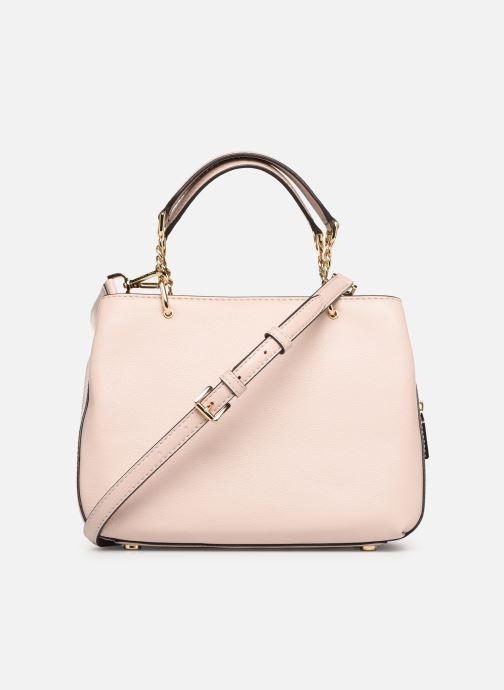 Handtaschen Michael Michael Kors LILLIE MD SATCHEL rosa ansicht von vorne