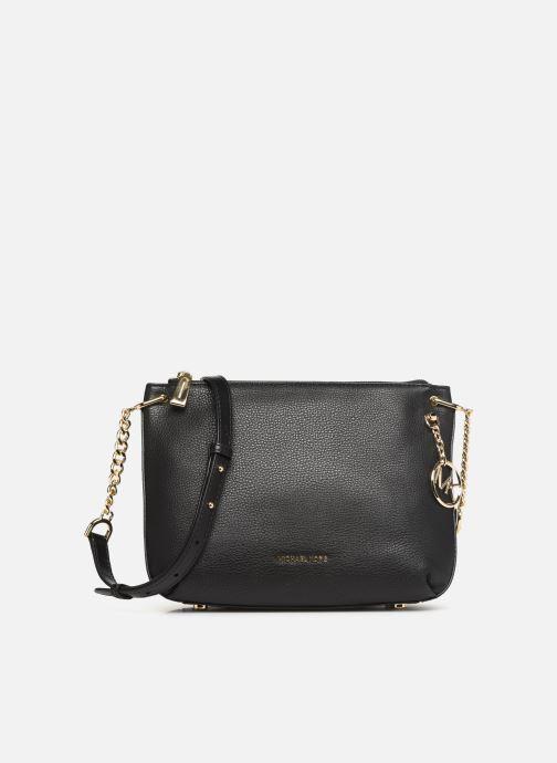 Handbags Michael Michael Kors LILLIE LG MESSENGER Black detailed view/ Pair view