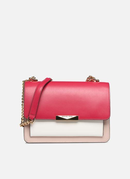 Handtaschen Michael Michael Kors JADE LG GUSSET SHOULDER rosa detaillierte ansicht/modell
