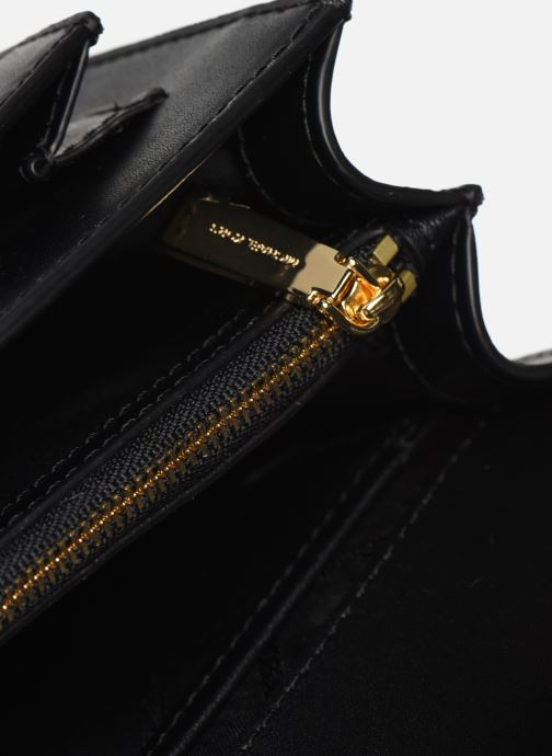 Handtassen Michael Michael Kors JADE LG GUSSET SHOULDER Zwart achterkant