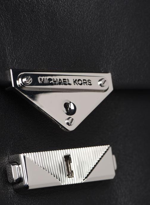 Bolsos de mano Michael Michael Kors CECE LG CHAIN SHOULDER Negro vista lateral izquierda