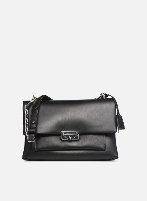 Handbags Michael Michael Kors CC LG CHAIN SHOULDER Black detailed view/ Pair view